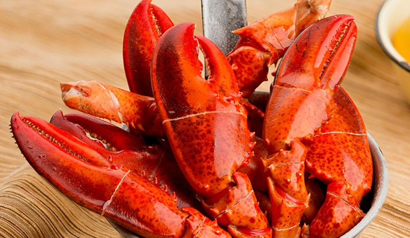Scored Claws & Arms (1lb)