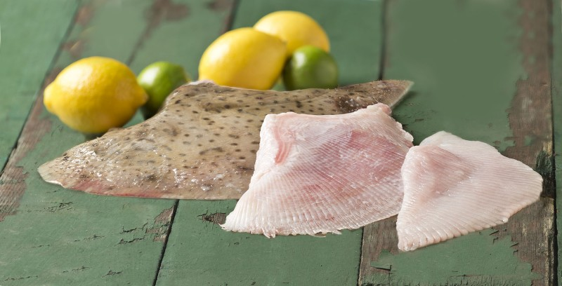 Frozen Skate Skinless Wings
